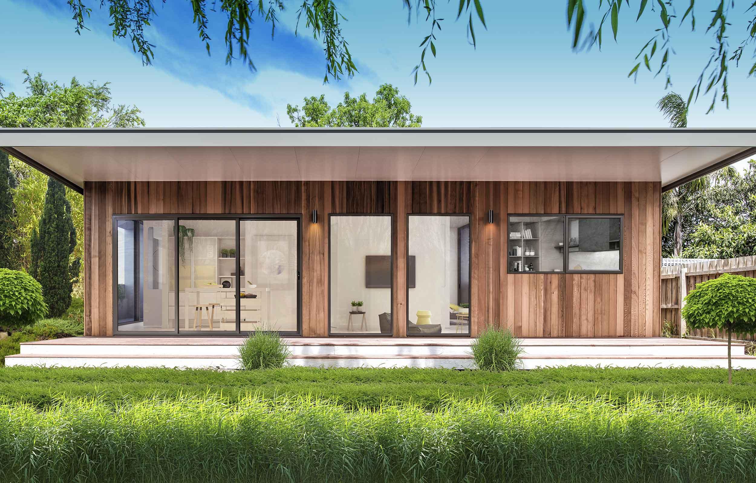 The Bawa - Customisable Studio from Garden Studios