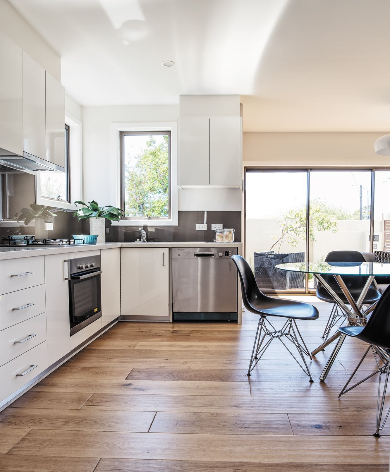 The Return in Popularity of Granny Flats