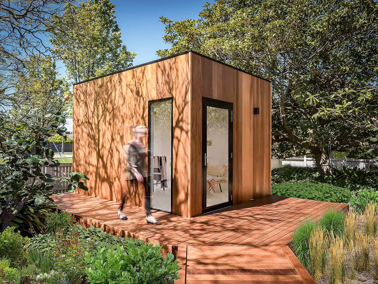 Granny Flat built in Melbourne