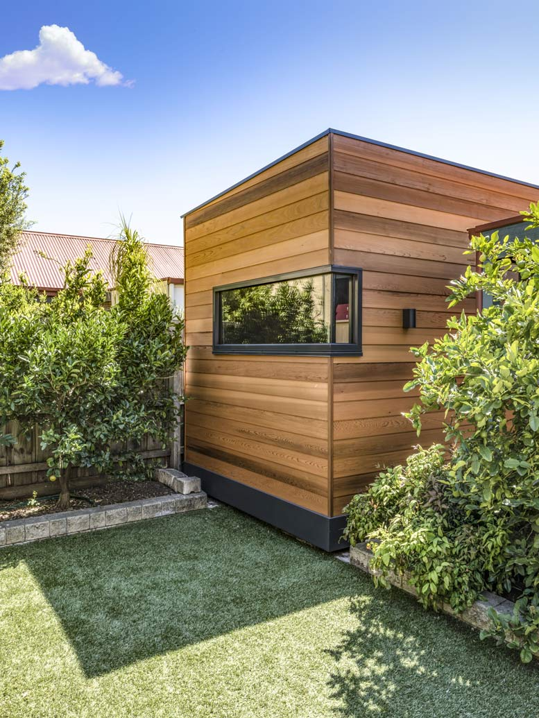 Granny Flat constructed in Melbourne
