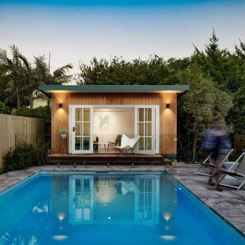 Pei Granny Flat built in Melbourne From Garden Studios