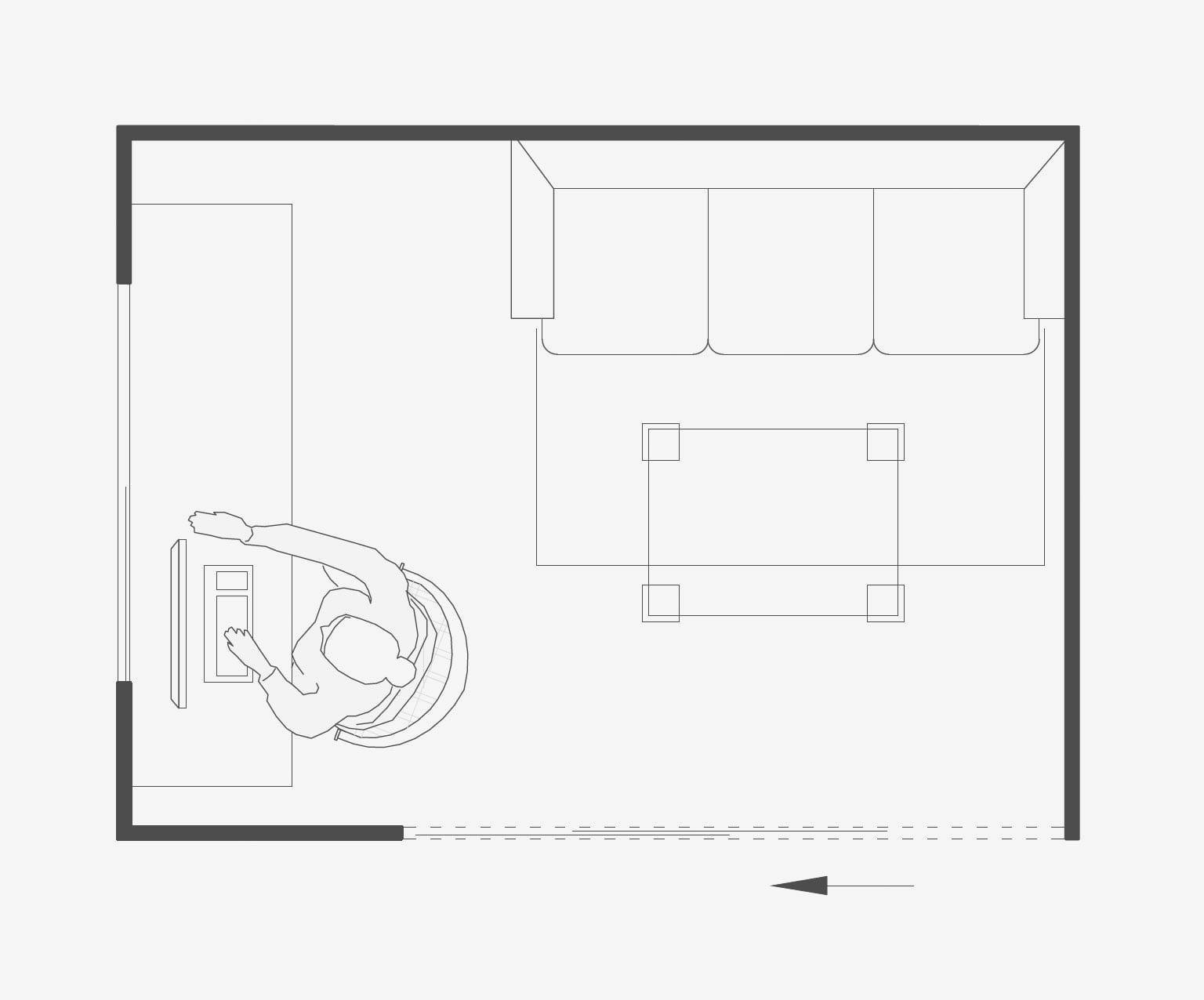 granny flatstudio-floor-plan-