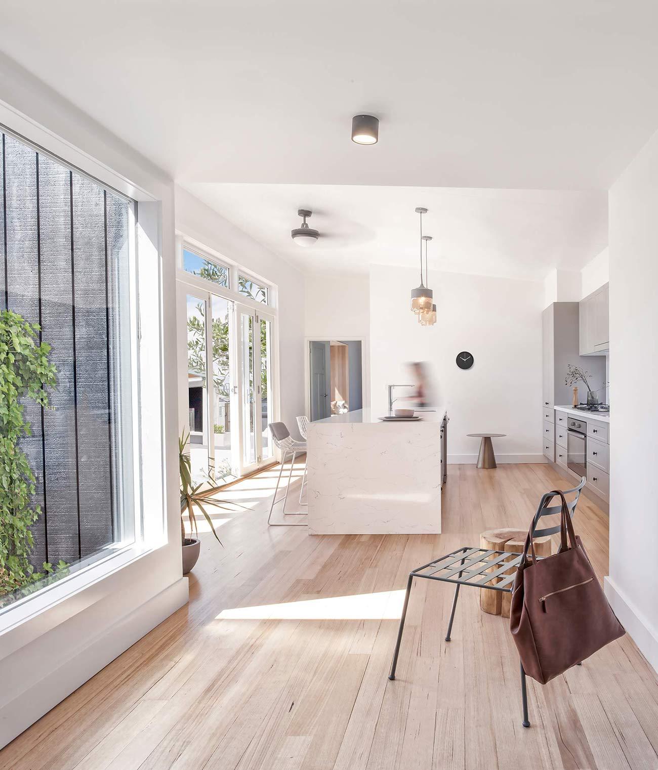 superior interior garden studios in Melbourne.