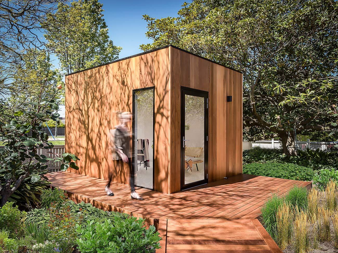 Calatrava Granny Flat Design | Garden Studios Melbourne