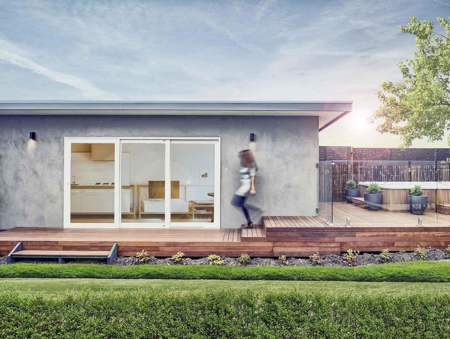 Zaha Granny Flat | Garden Studios Melbourne