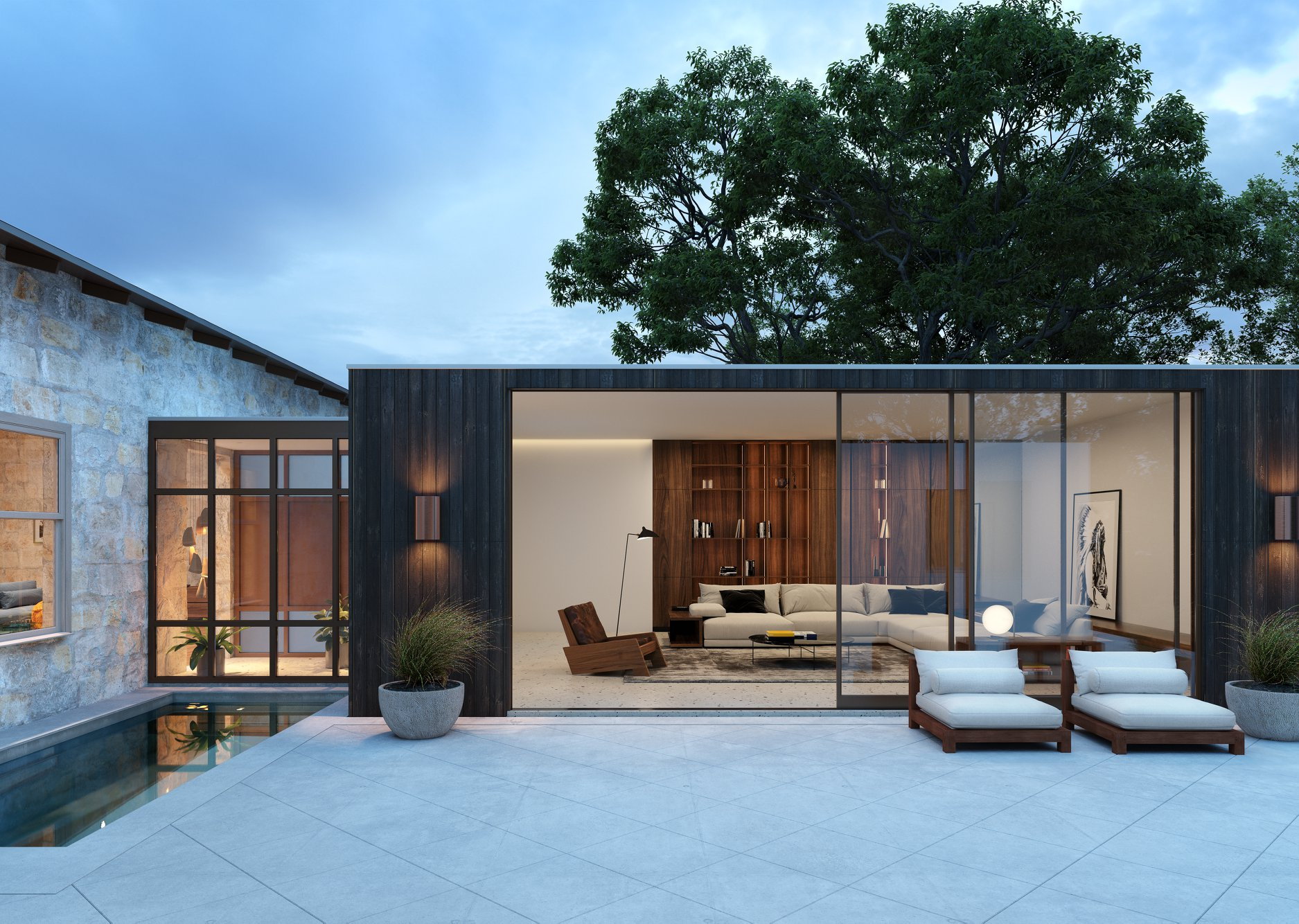 Prefabricated Home Extension | Garden Studios Melbourne